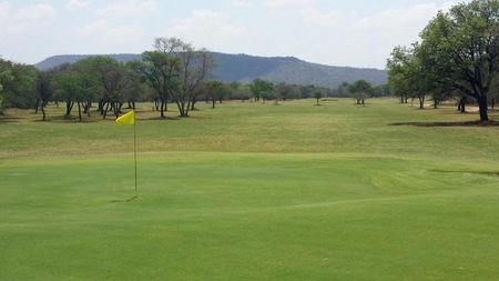 Overview of golf course named Naboomspruit Golf Club