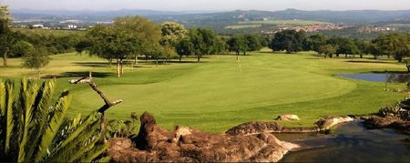 Overview of golf course named Nelspruit Golf Club