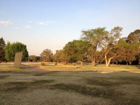 Nigel Golf Club Cover