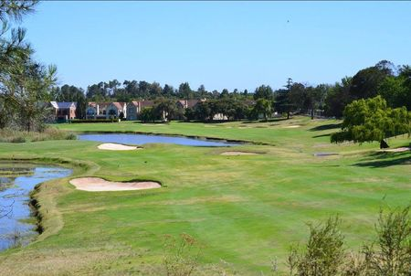 Overview of golf course named Paarl Golf Club