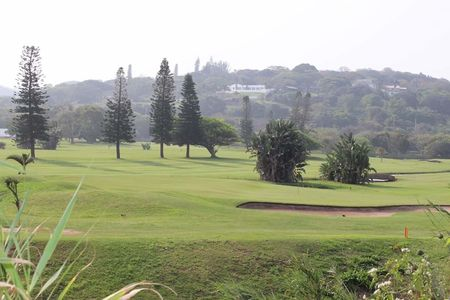 Overview of golf course named Port Shepstone Country Club