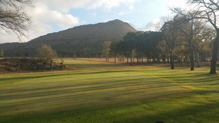Queenstown Golf Club Cover Picture