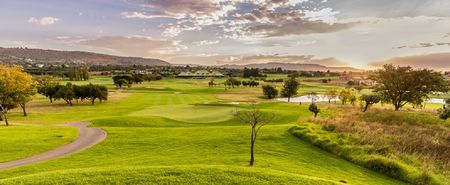 Overview of golf course named Roodepoort Country Club