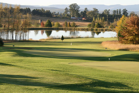 Overview of golf course named Sakabula Golf Club