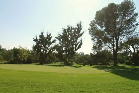 Sand river golf club cover picture