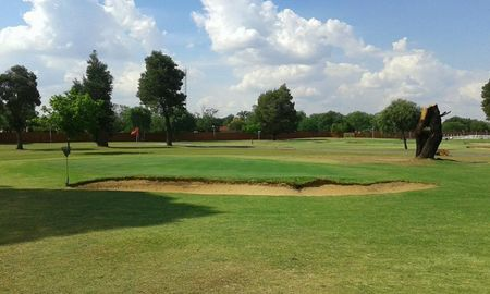 Overview of golf course named Saps Mechanical School Golf Club
