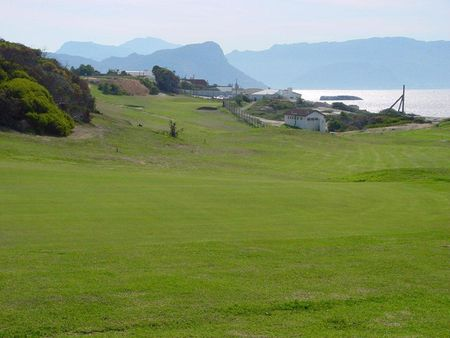 Overview of golf course named Simon's Town Country Club