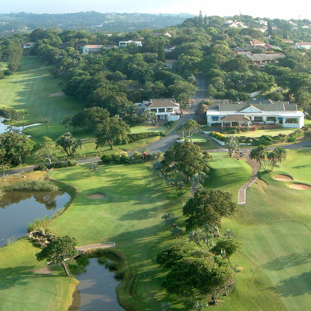 Overview of golf course named Southbroom Golf Club