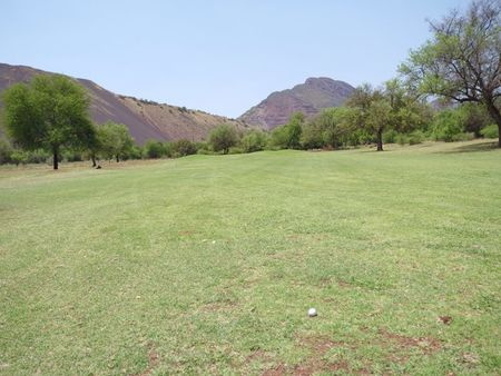 Overview of golf course named Thabazimbi Golf Club