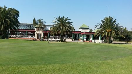 Witbank Golf Club Cover Picture