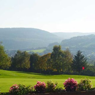 Aberdare golf club cover picture
