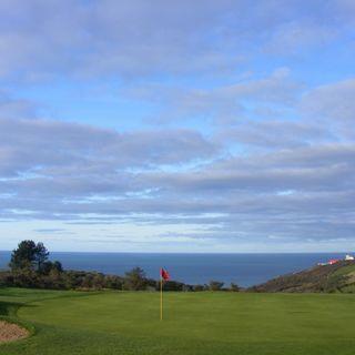 Aberystwyth golf club cover picture