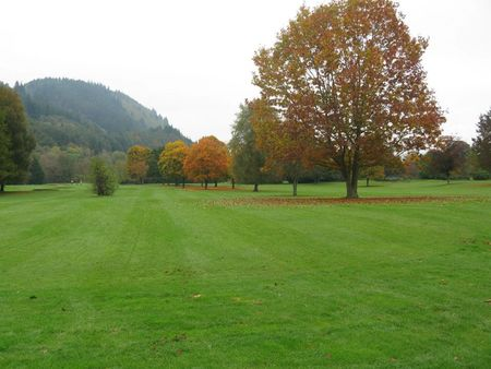 Overview of golf course named Betws-Y-Coed Golf Club