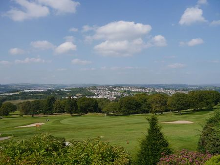 Overview of golf course named Bryn Meadows Golf and Country Hotel
