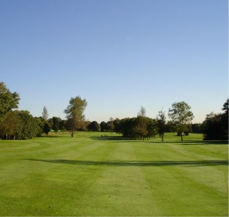 Coed y mwstwr golf club cover picture