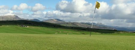 Criccieth Golf Club Cover Picture