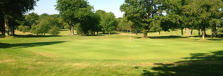 Denbigh Golf Club Cover Picture