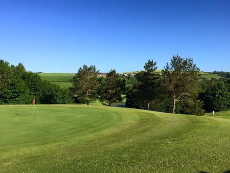 Derllys Court Golf Club Cover Picture