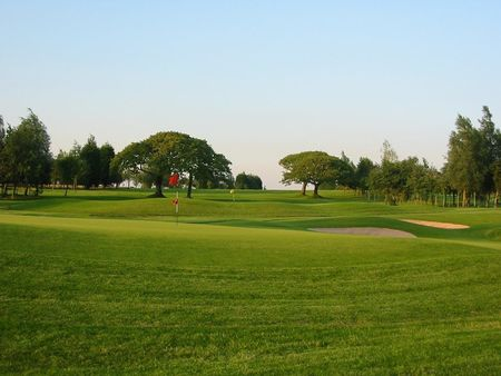 Fairwood park golf club cover picture
