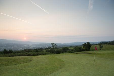 Garnant Park Golf Club Cover Picture