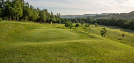 Glynhir Golf Club Cover Picture