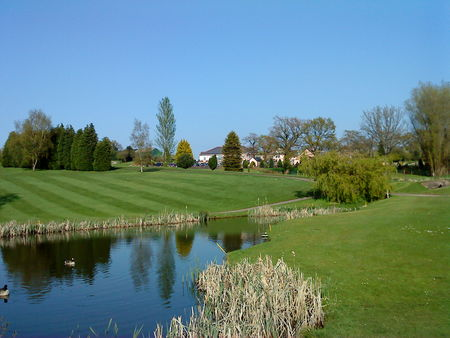 Greenmeadow Golf Club Cover Picture