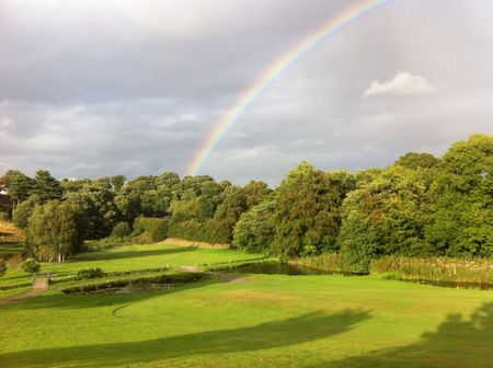Hawarden Golf Club Cover Picture