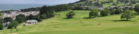 Llanfairfechan Golf Club Cover Picture