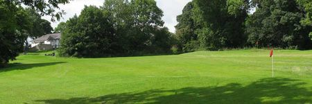 Llangefni Golf Club Cover Picture