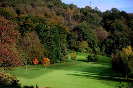 Llanishen golf club cover picture