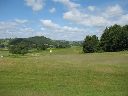 Machynlleth Golf Club Cover Picture