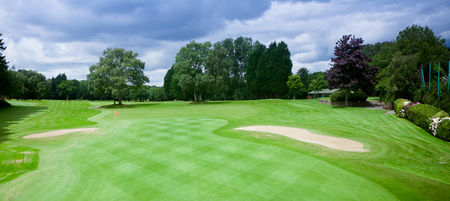 Morriston golf club cover picture