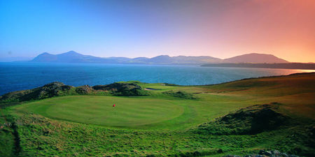 Overview of golf course named Nefyn and District Golf Club