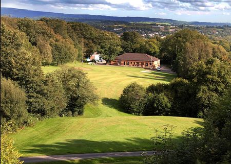Pontnewydd Golf Club Cover Picture