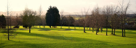 Overview of golf course named Saint Melyd Golf Club
