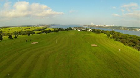South Pembrokeshire Golf Club Cover