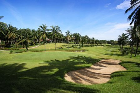 Overview of golf course named Bukit Jawi Golf Resort