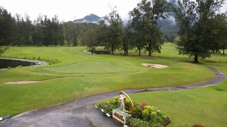 Overview of golf course named Damai Golf and Country Club