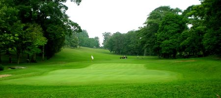 Overview of golf course named Kelab Golf Angkatan Tentera