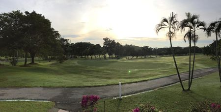 Overview of golf course named Kelab Golf Sultan Abdul Aziz Shah