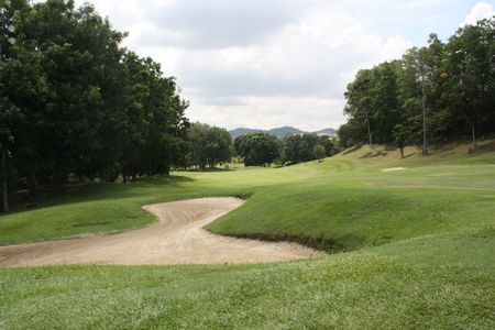 Overview of golf course named Kinrara Golf Club