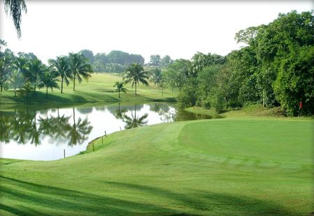 Overview of golf course named Meru Valley Golf Club