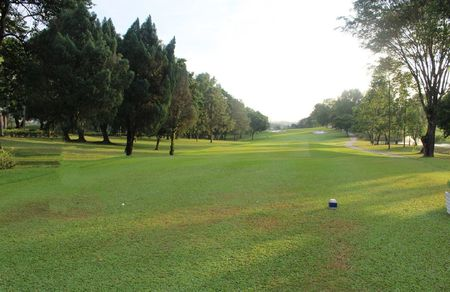 Overview of golf course named Negara Subang Golf Club