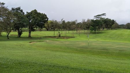 Overview of golf course named Sandakan Golf and Country Club