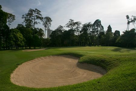 Overview of golf course named Seri Selangor Golf Club