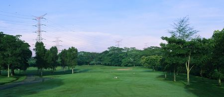 Overview of golf course named Starhill Golf and Country Club