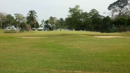 Overview of golf course named Tanjong Emas Golf Club
