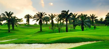 Overview of golf course named Tanjung Puteri Golf and Country Club