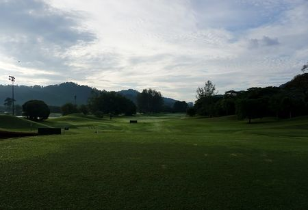 Overview of golf course named Templer Park Golf and Country Club