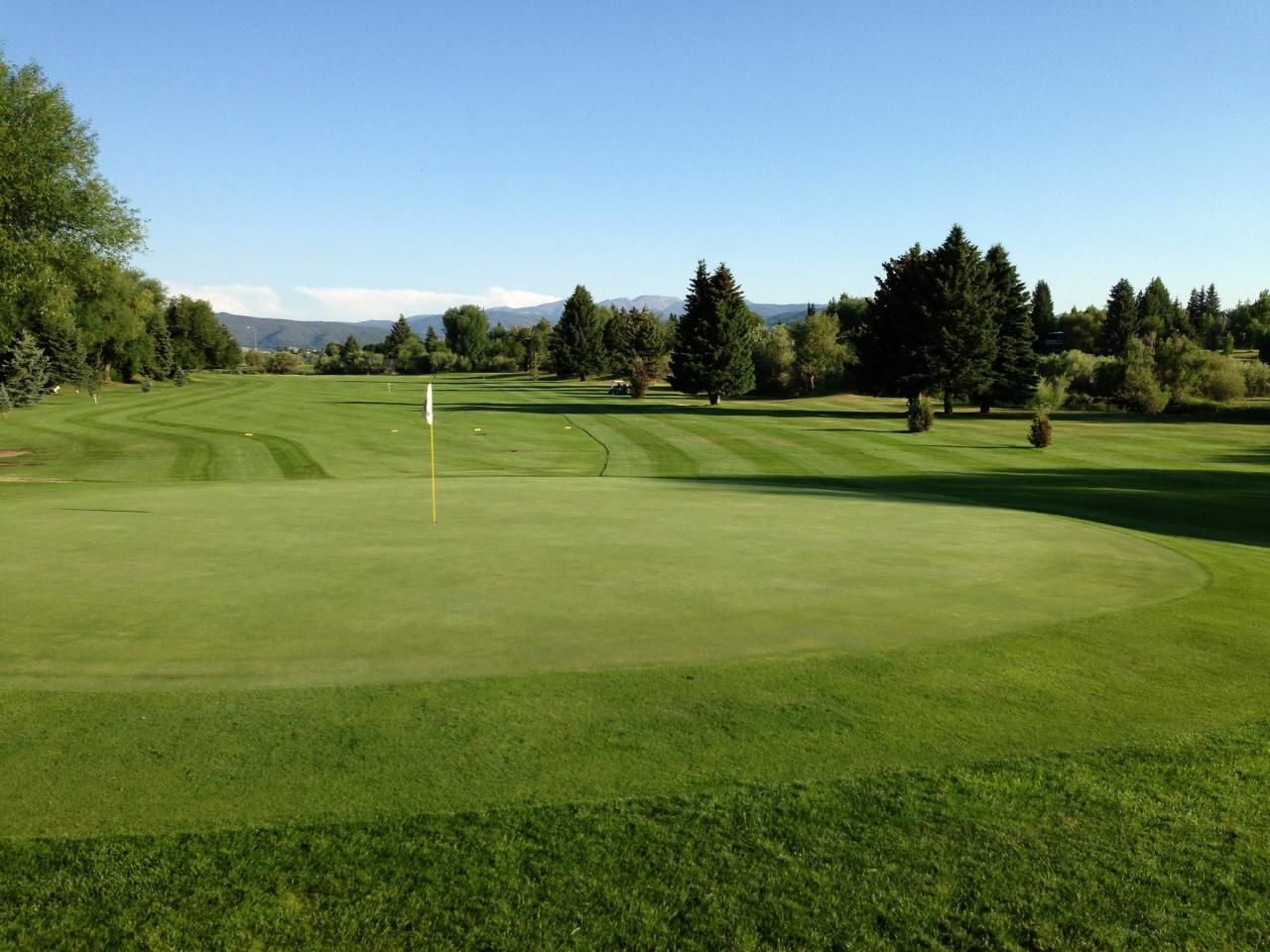 Butte country club cover picture